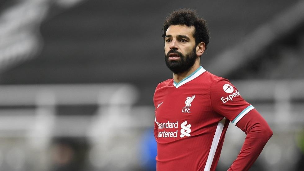 صلاح يعلق على نتائج ليفربول الأخيرة بطريقته