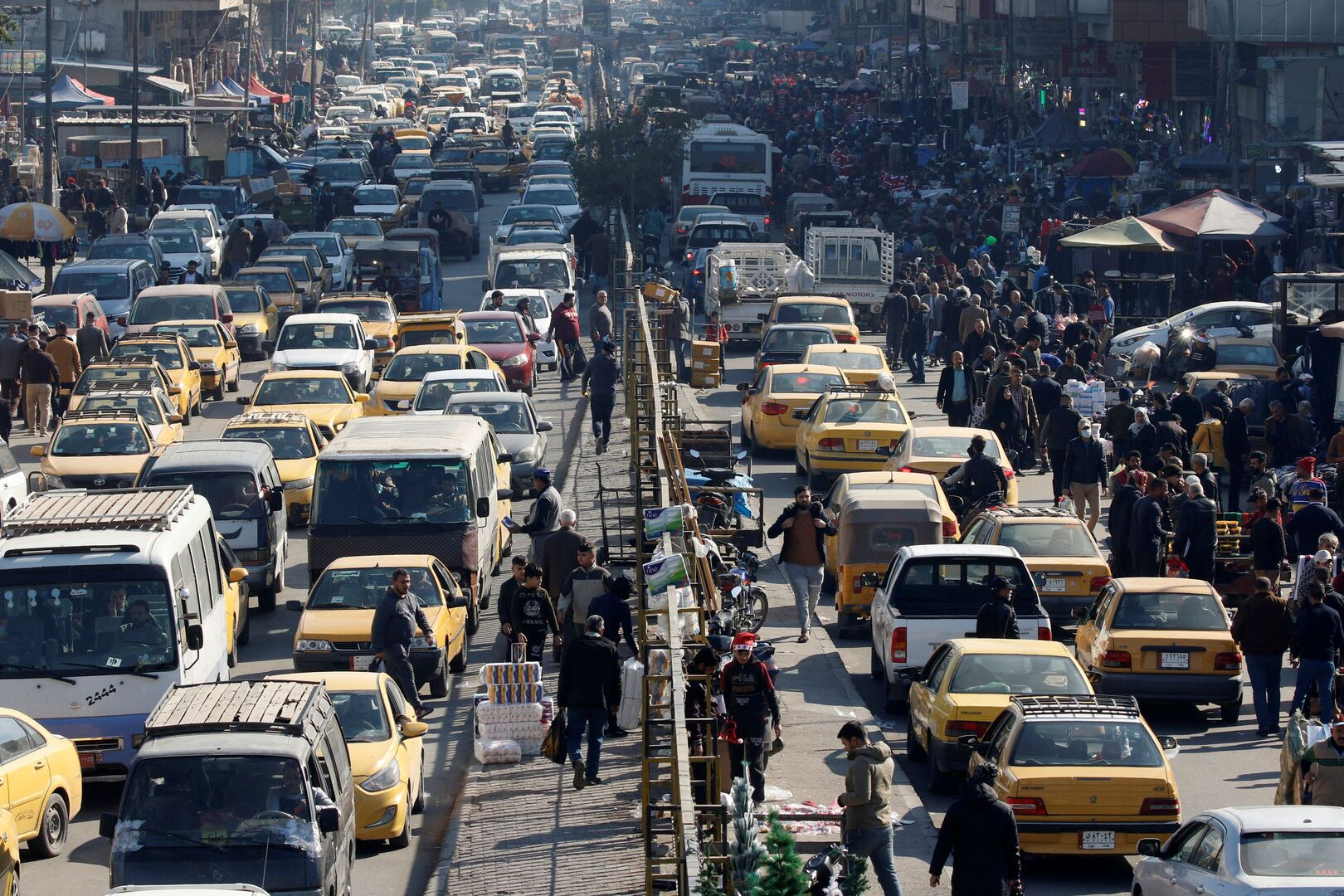 بغداد .. صورة تعبيرية