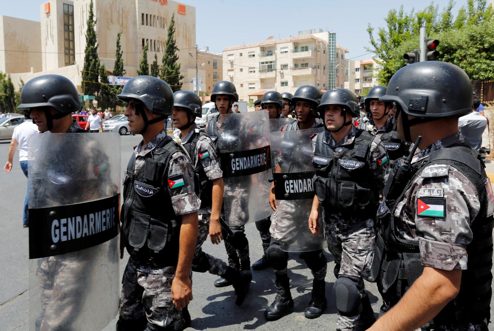 قوات الأمن الأردنية، صورة تعبيرية من الأرشيف