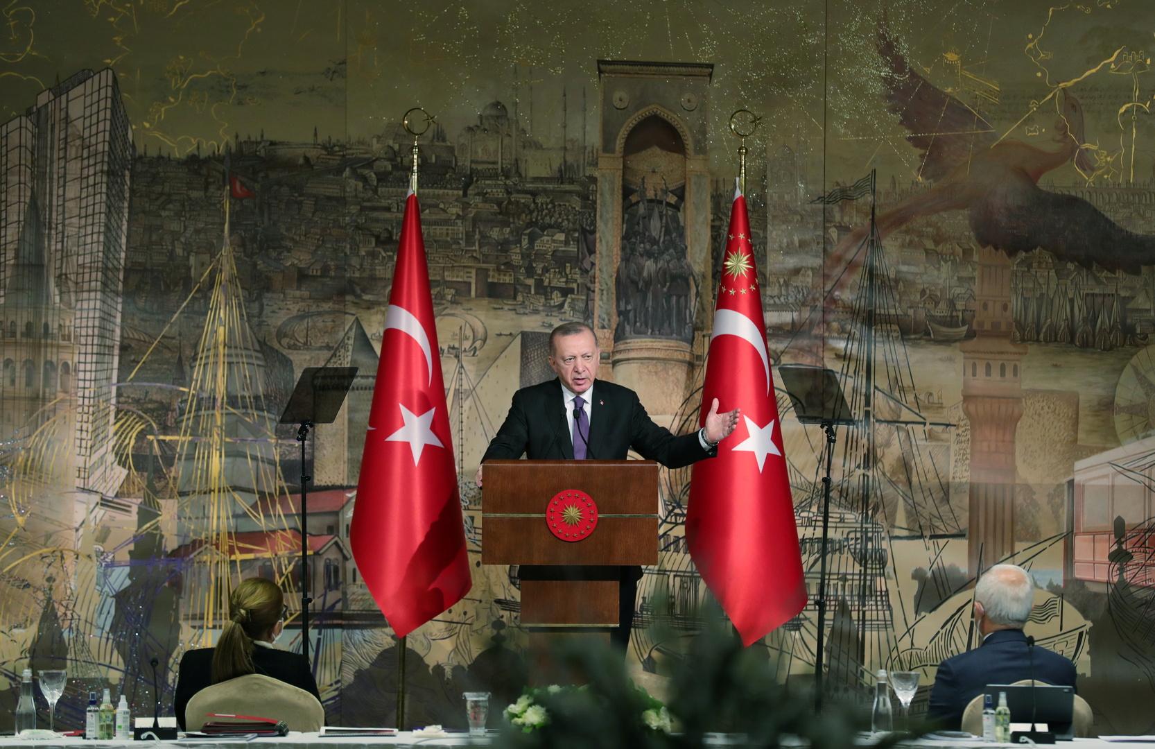 قد يطيحون بأردوغان قريبا