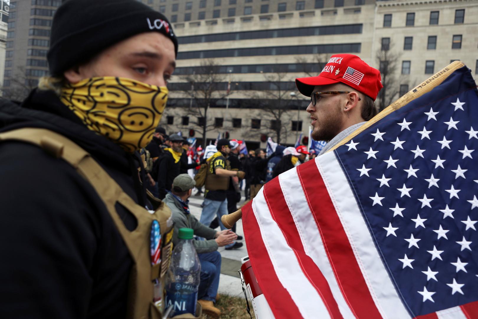 اليمين المتطرف الأمريكي يستعد للانتخابات الرئاسية المقبلة