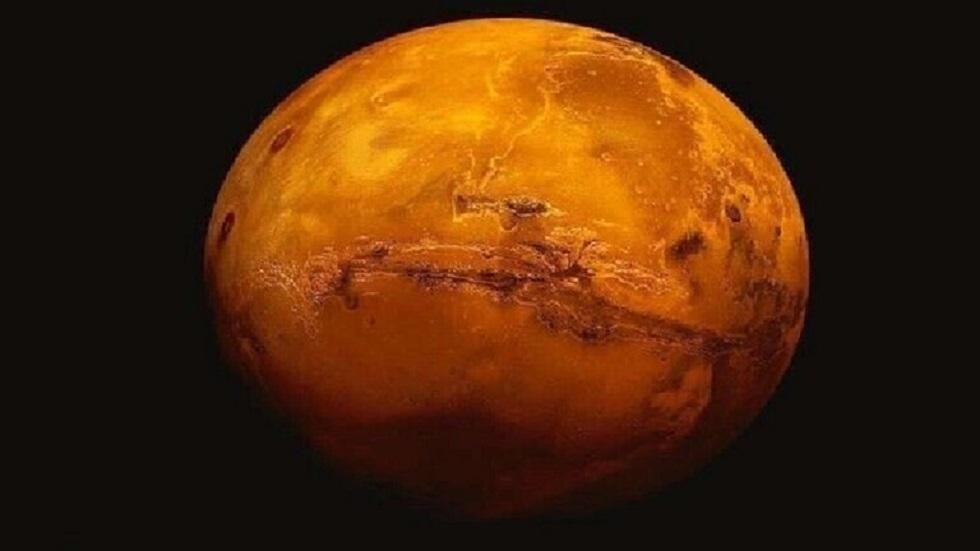 مسبار أمريكي يكتشف آثارا للعصور الجليدية في المريخ