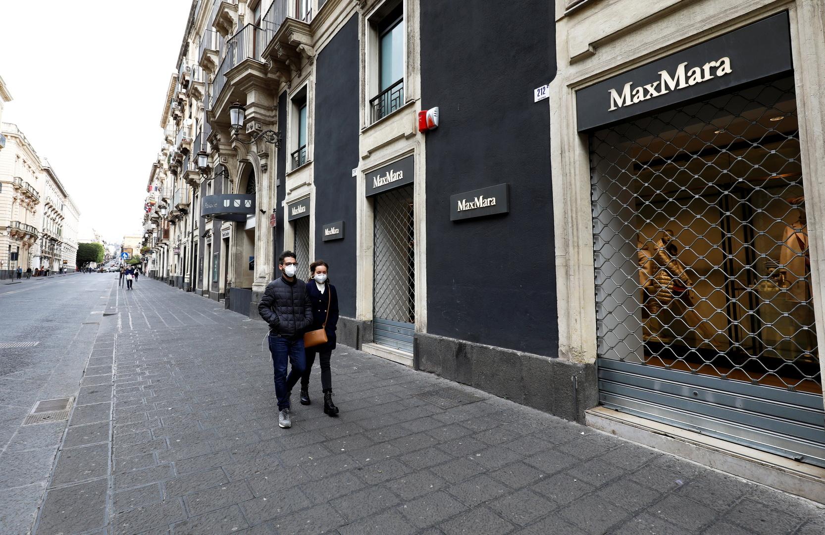 إيطاليا.. 603 وفيات و10497 إصابة جديدة بكورونا
