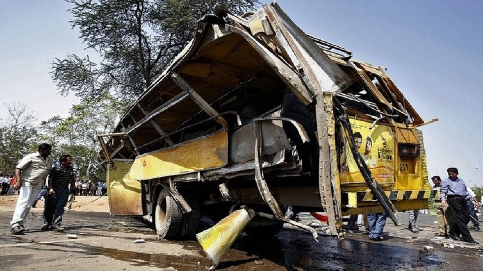 حادث سير في الهند - أرشيف