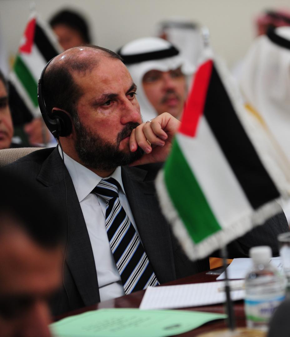 مستشار الرئيس الفلسطيني للشؤون الدينية محمود الهباش