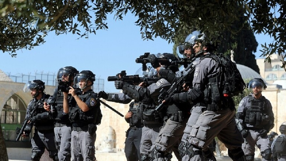 عناصر الشرطة الإسرائيلية - أرشيف