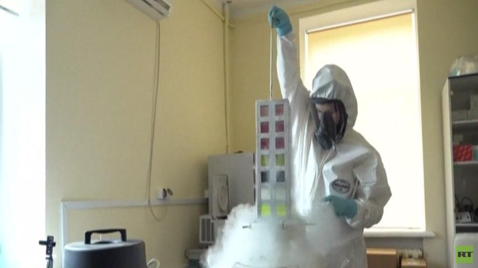 فعالية اللقاح الروسي الثاني ضد كورونا 100%