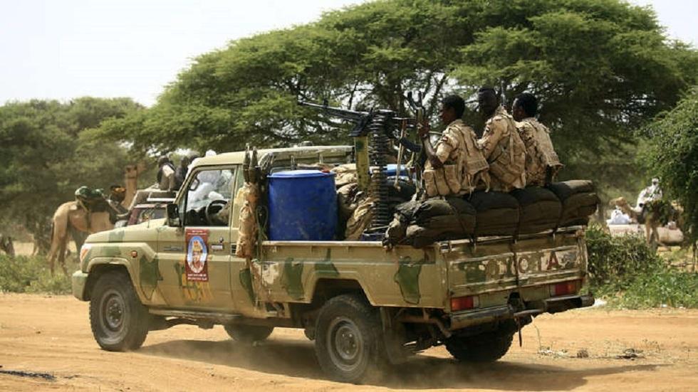 القوات الحكومية السودانية في دارفور - أرشيف