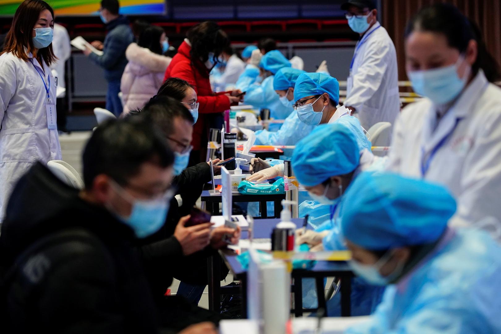 مسؤول صحي صيني: أعطينا أكثر من 15 مليون جرعة من  لقاح كورونا