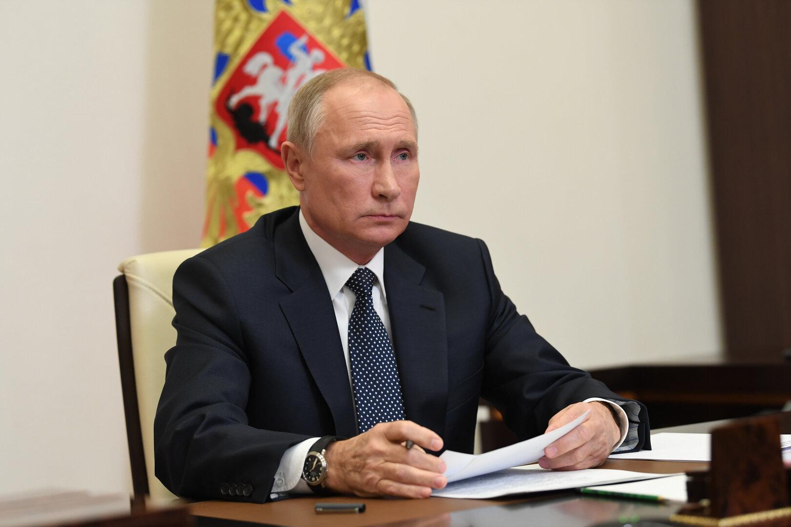 بوتين: الاتحاد الاقتصادي الأوراسي بدأ في تشكيل أسواق مشتركة للنفط والغاز
