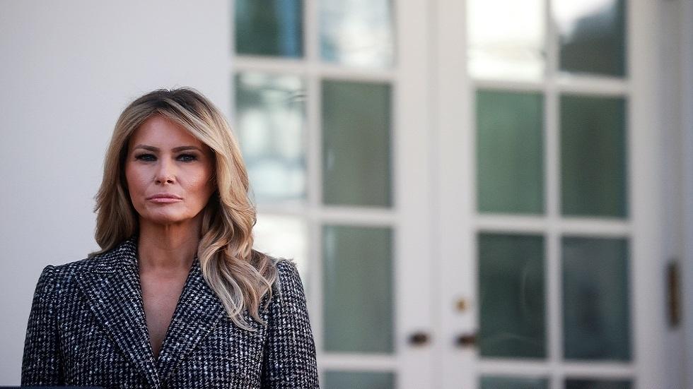ميلانيا ترامب: تشرفت بأن أكون سيدة أمريكا الأولى