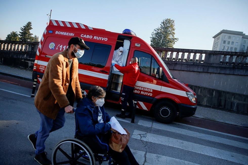 البرتغال.. إصابات كورونا تسجل حصيلة قياسية جديدة