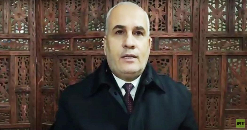 الناطق باسم حماس فوزي برهوم