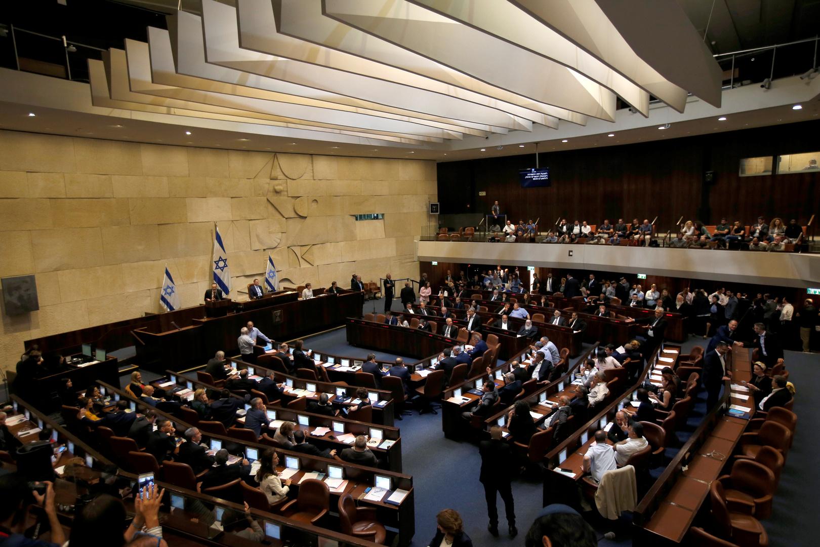 تخوف إسرائيلي من اقتحام الكنيست كما حصل في الكونغرس