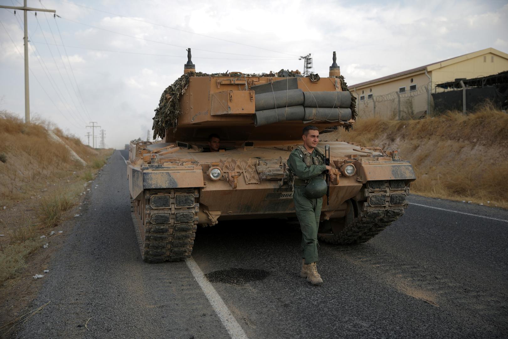 لا وقت للحرب: كيف تتقلص صادرات الأسلحة (التركية)