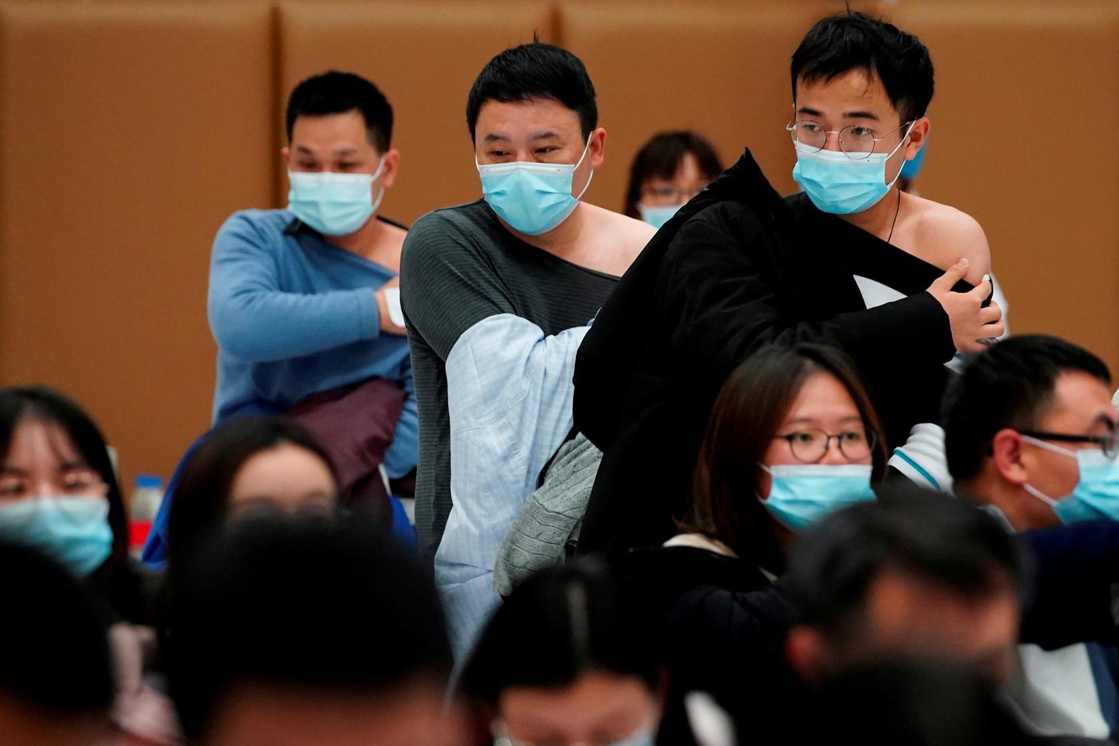 صعود متواصل لعدد إصابات كورونا في الصين