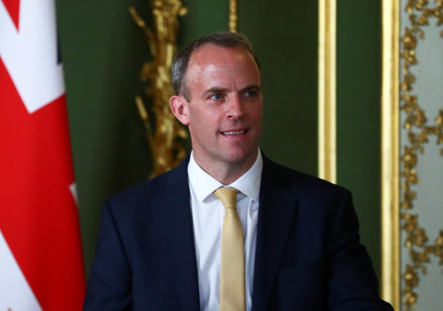 وزير الخارجية البريطاني في السودان لأول مرة منذ أكثر من عقد