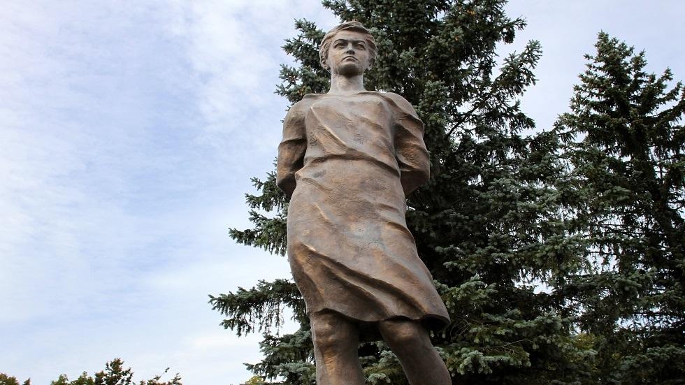 انتهاء تصوير فيلم عن بطلة شعبية روسية لحرب الأنصار