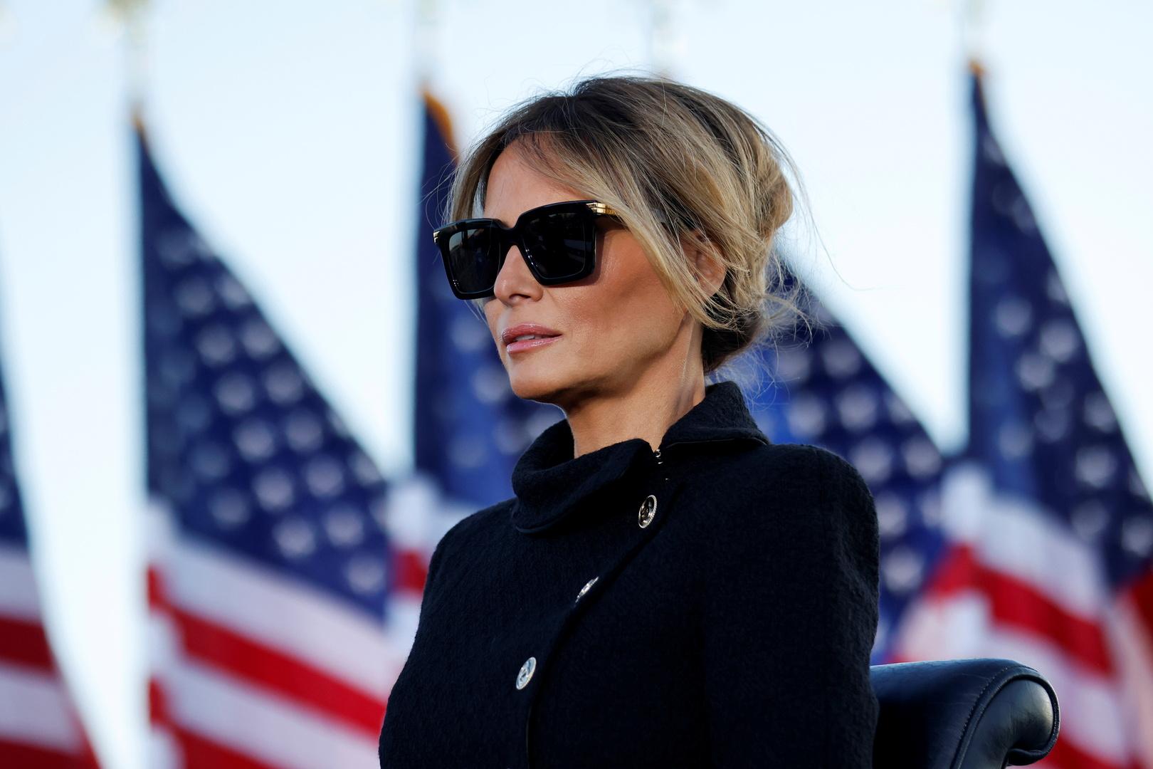 CNN: ميلانيا ترامب لم تكتب بنفسها رسائل الشكر لخادميها في البيت الابيض
