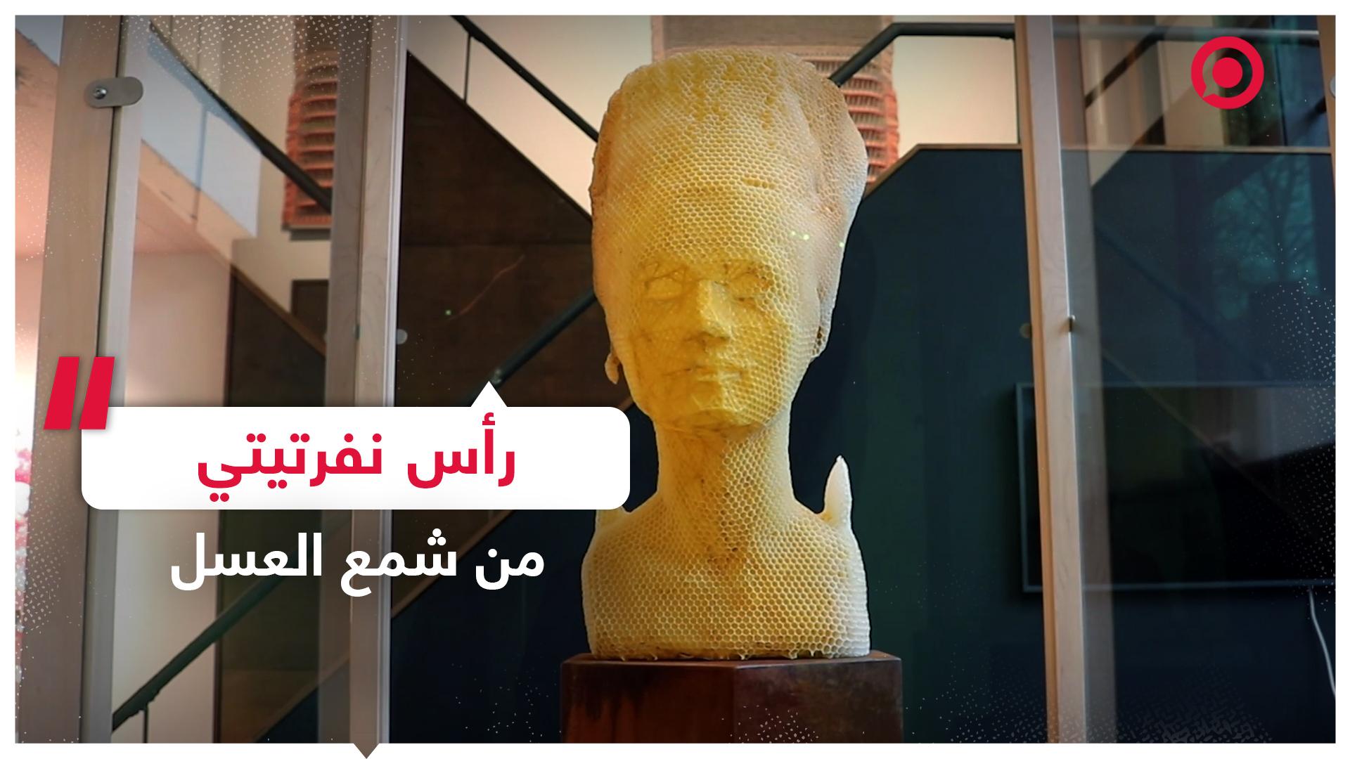 #فن    #فنون     #مصر  #نفرتيتي