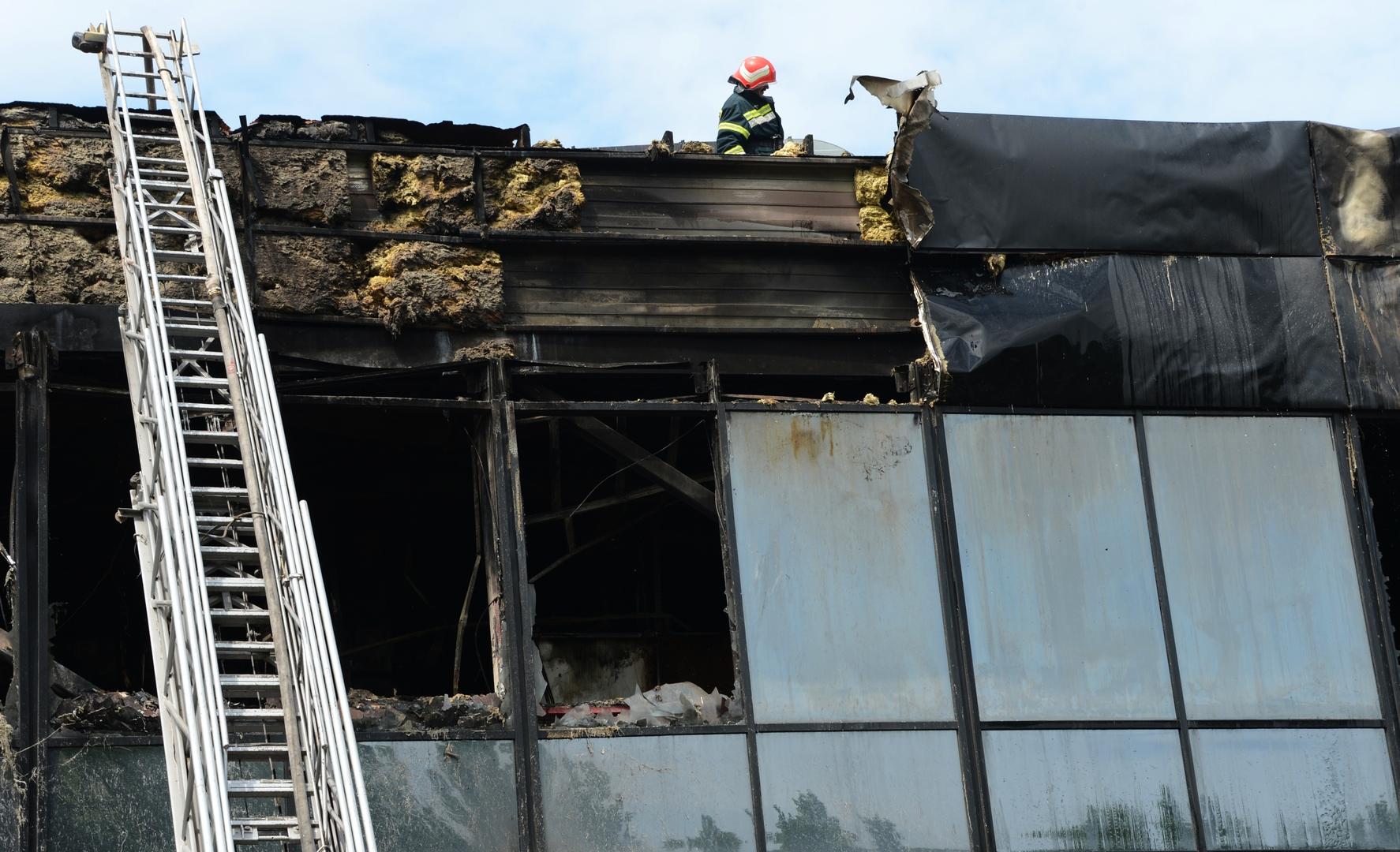 15 قتيلا جراء حريق بدار مسنين في خاركوف الأوكرانية