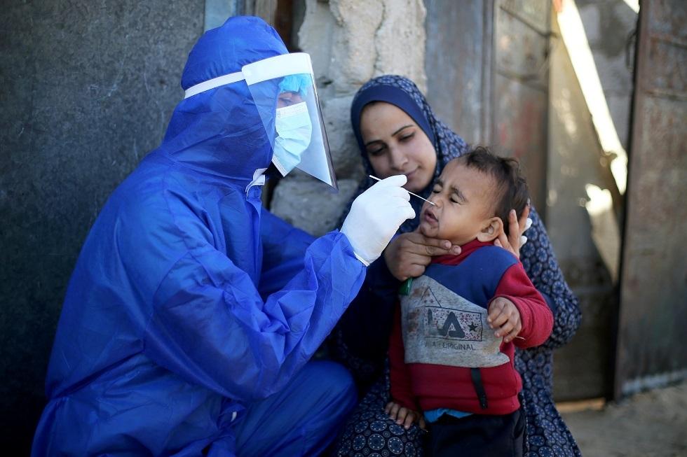 وزارة الصحة الفلسطينية: رصد 17 إصابة بالطفرة البريطانية لفيروس كورونا