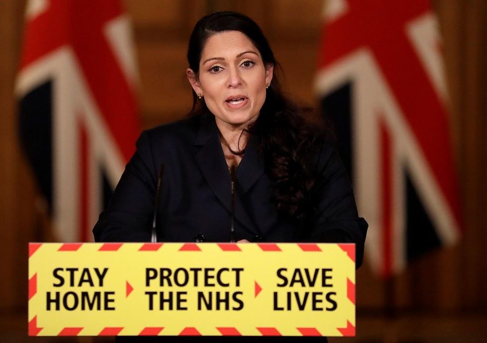 حكومة بريطانيا تتوعد مخالفي الحجر وتقر غرامة جديدة