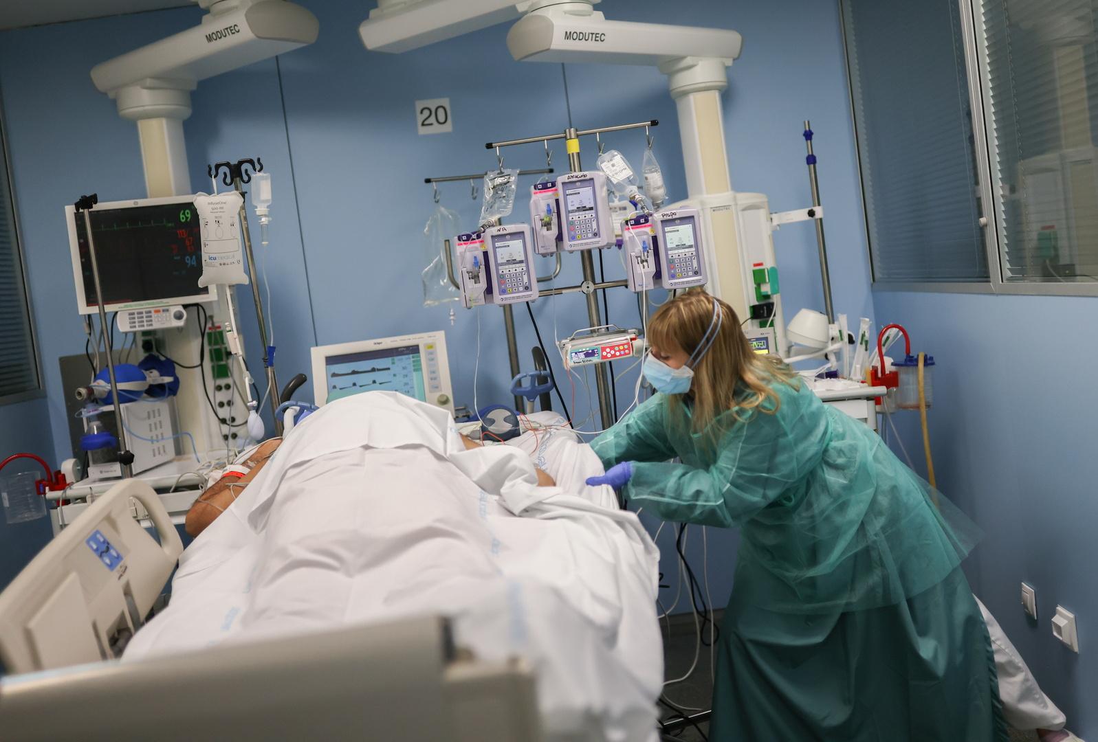 إسبانيا تسجل حصيلة يومية قياسية لإصابات كورونا