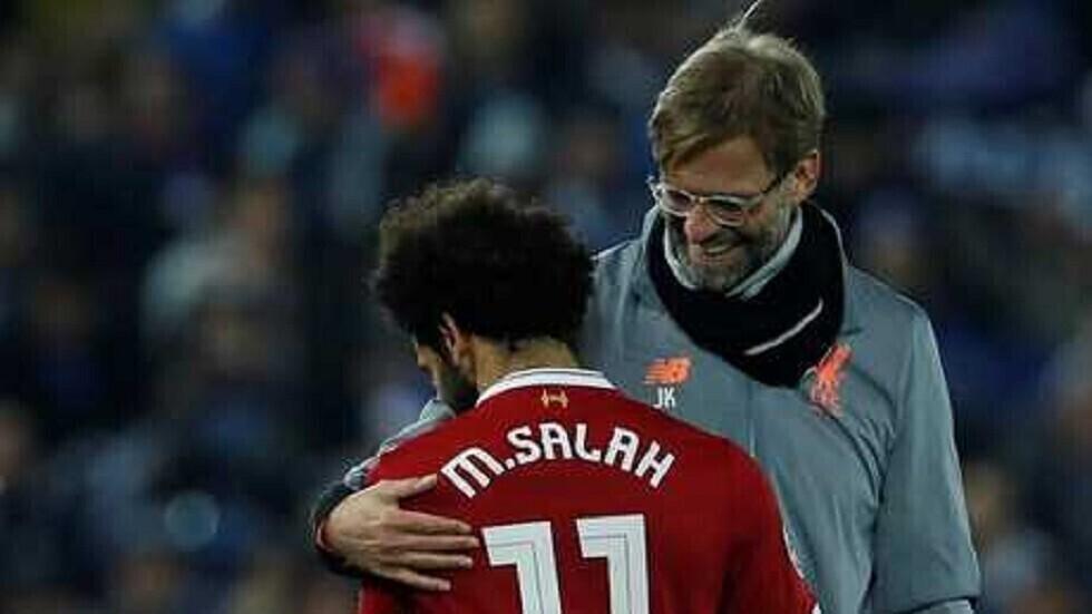 ليفربول يبدأ مواجهة بيرنلي من دون صلاح