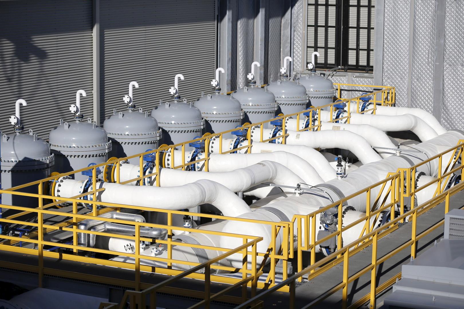 مصر تسعى لتصنيع تقنيات تحلية مياه البحر محليا بخبرات روسية
