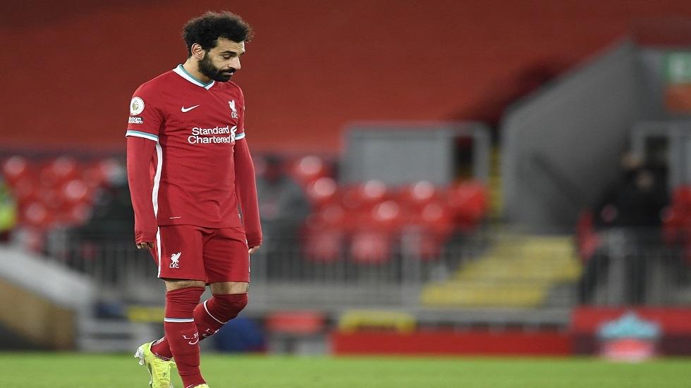 شبكة عالمية تعطي محمد صلاح أسوأ تقييم بين جميع اللاعبين في لقاء بيرنلي (صورة)