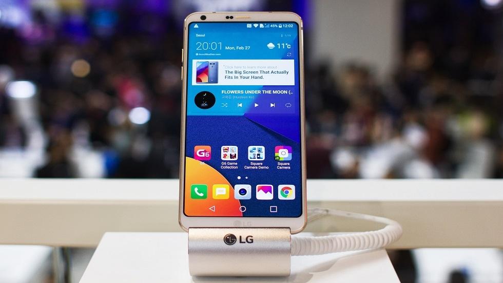 إل جي قد تخرج من سوق الهواتف الذكية!