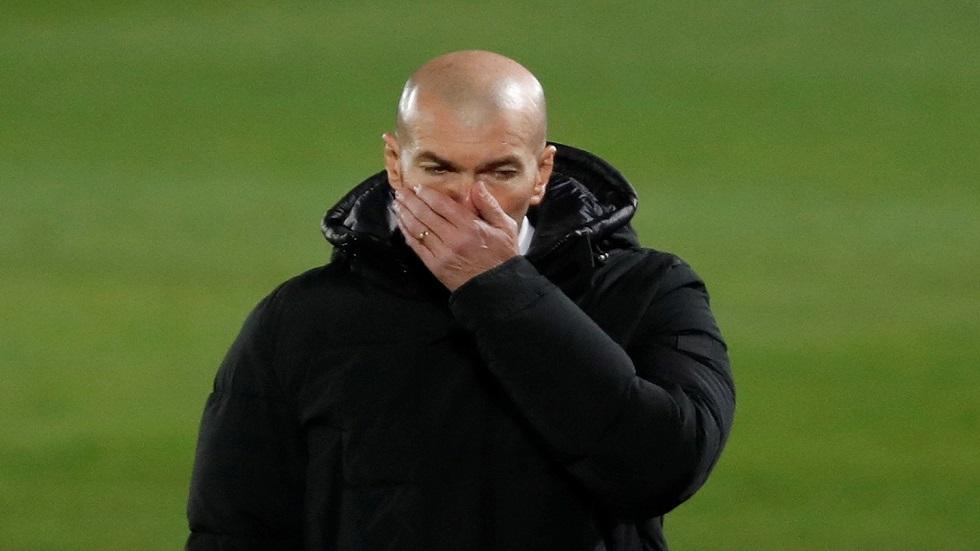 نادي ريال مدريد يعلن إصابة زين الدين زيدان بفيروس كورونا