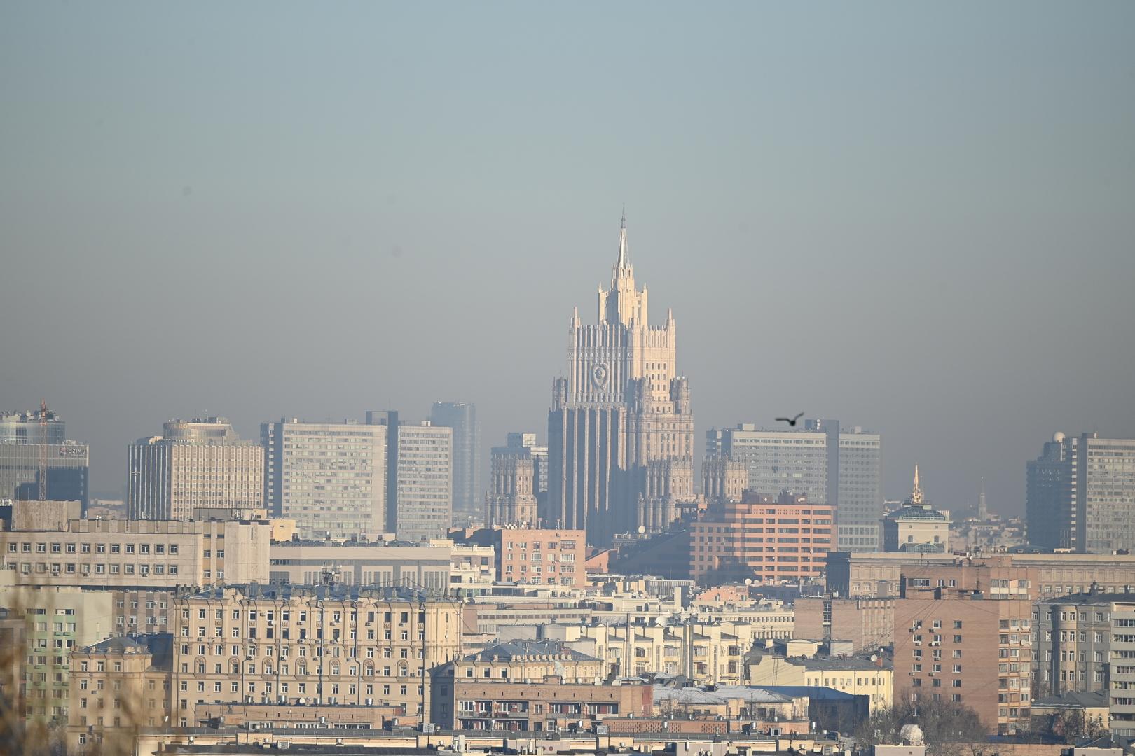 موسكو تبدي استعدادها للتواصل