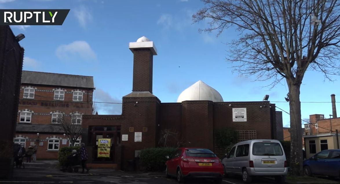 مسجد في بريطانيا يتحول إلى مركز للتطعيم ضد كورونا