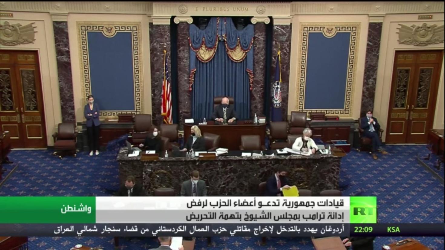 مجلس الشيوخ يقر تسمية أوستن وزيرا للدفاع