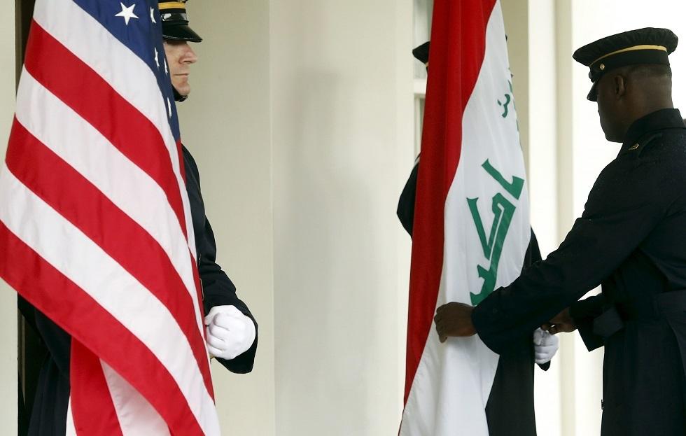 العلمان العراقي والأمريكي