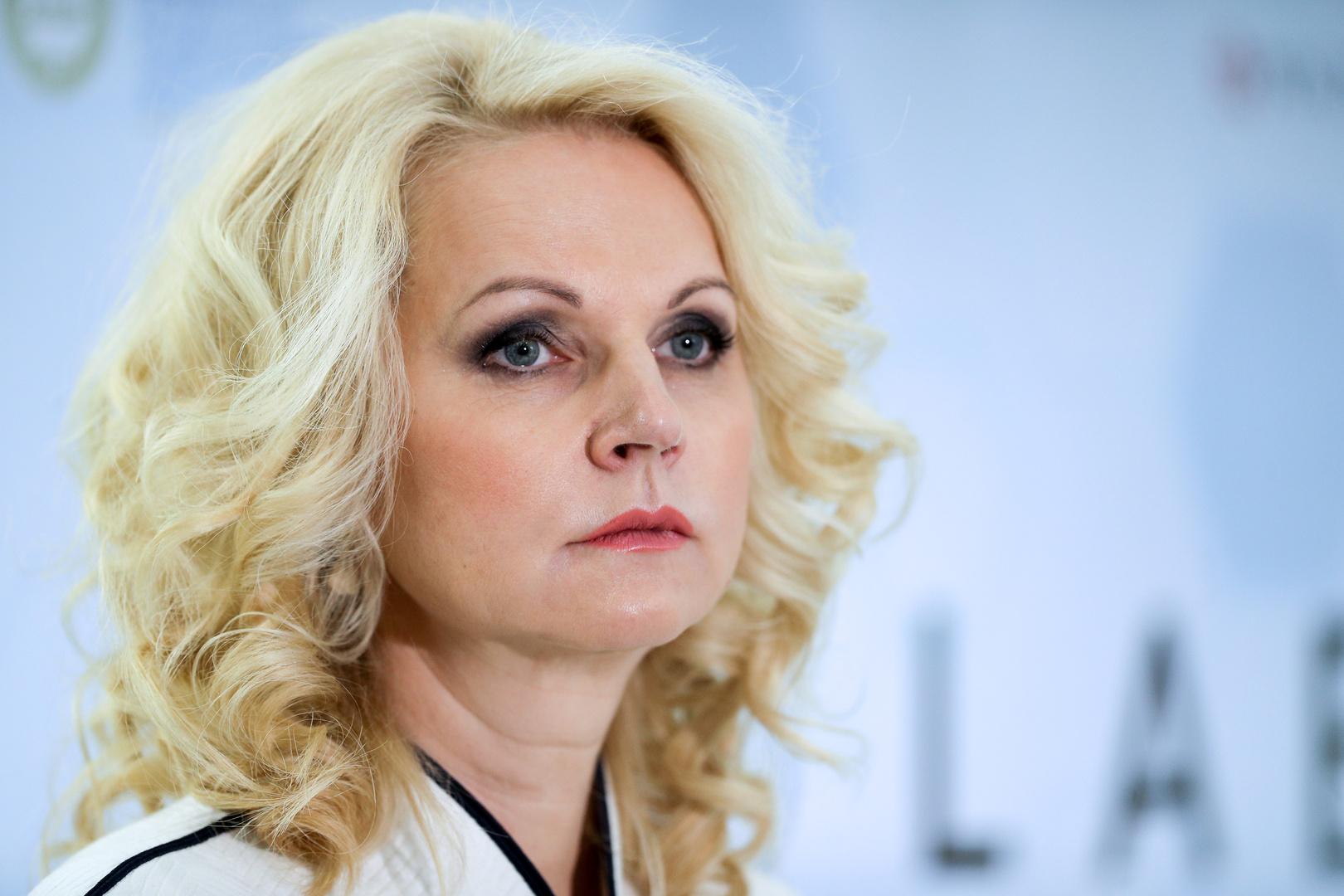 غوليكوفا: اللقاح الروسي ناجع ضد جميع سلالات فيروس كورونا