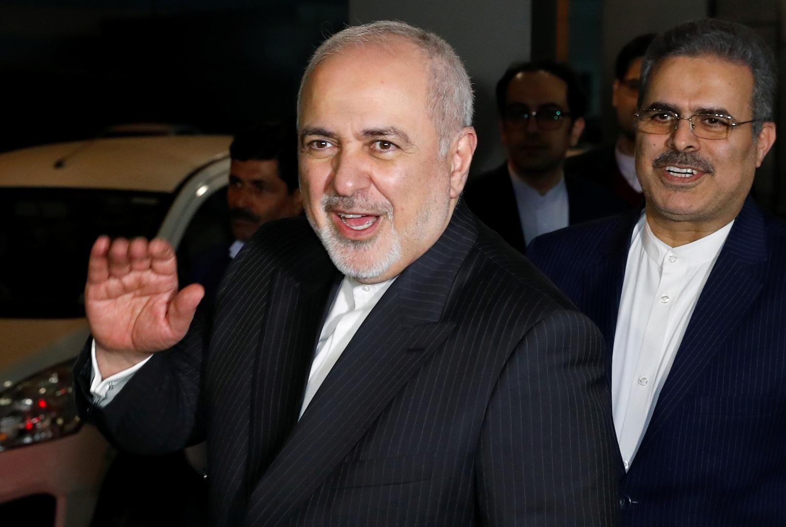 ظريف: خلافاتنا مع واشنطن مبدئية لكننا مستعدون للتعاون بشأن بعض القضايا