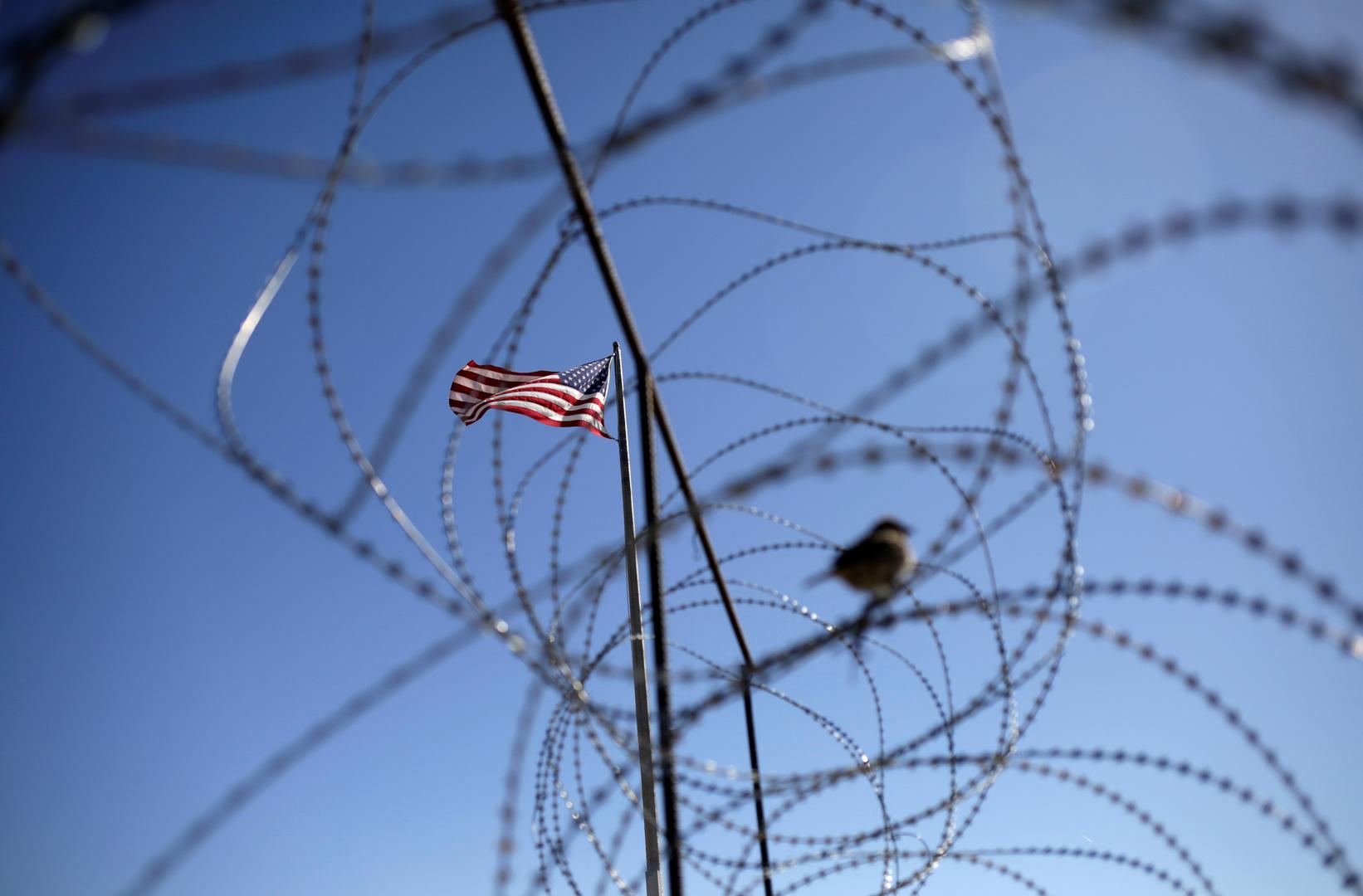 الحدود الأمريكية-المكسيكية