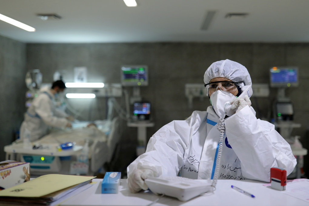 وزير الصحة الإيراني: خامنئي لم يمنع استخدام لقاحات كورونا الأجنبية المعتمدة