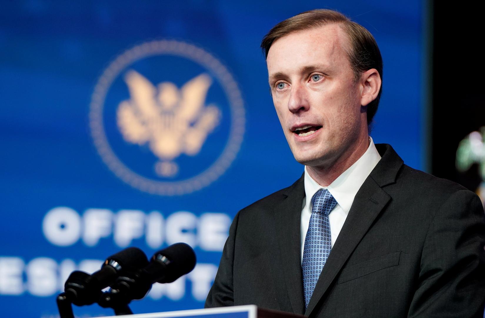 مستشار الأمن القومي الأمريكي: سنعمل مع إسرائيل بناء على اتفاقات التطبيع
