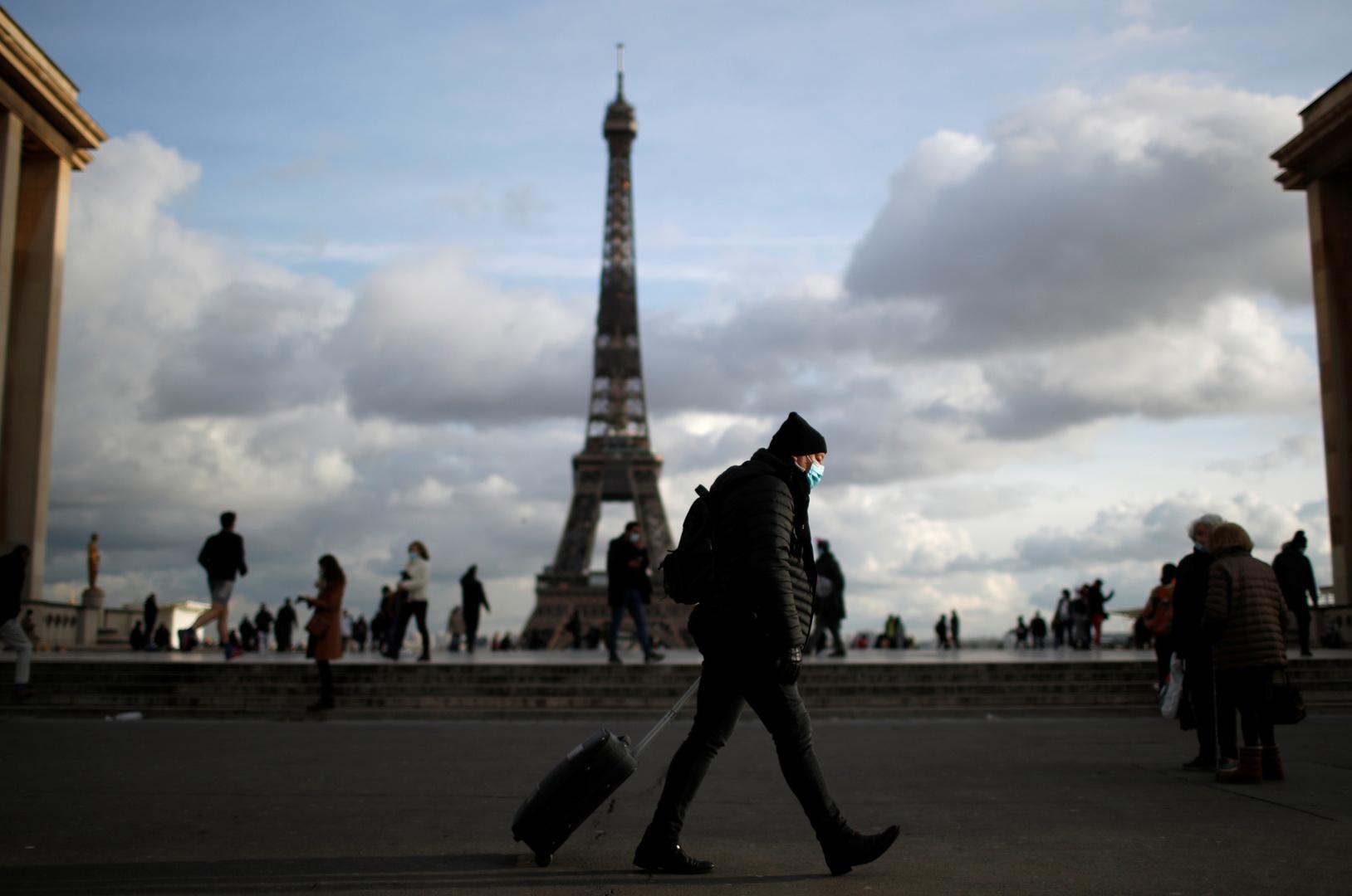 فرنسا تحظر دخول القادمين من خارج الاتحاد الأوروبي إلا لأسباب قاهرة