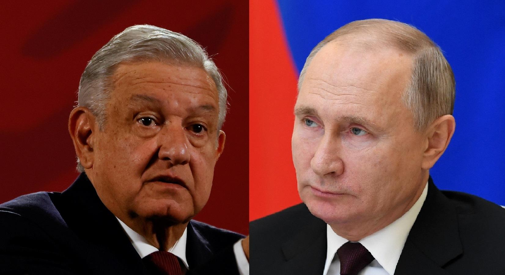 الكرملين: رئيس المكسيك سيبحث مع بوتين توريدات لقاح