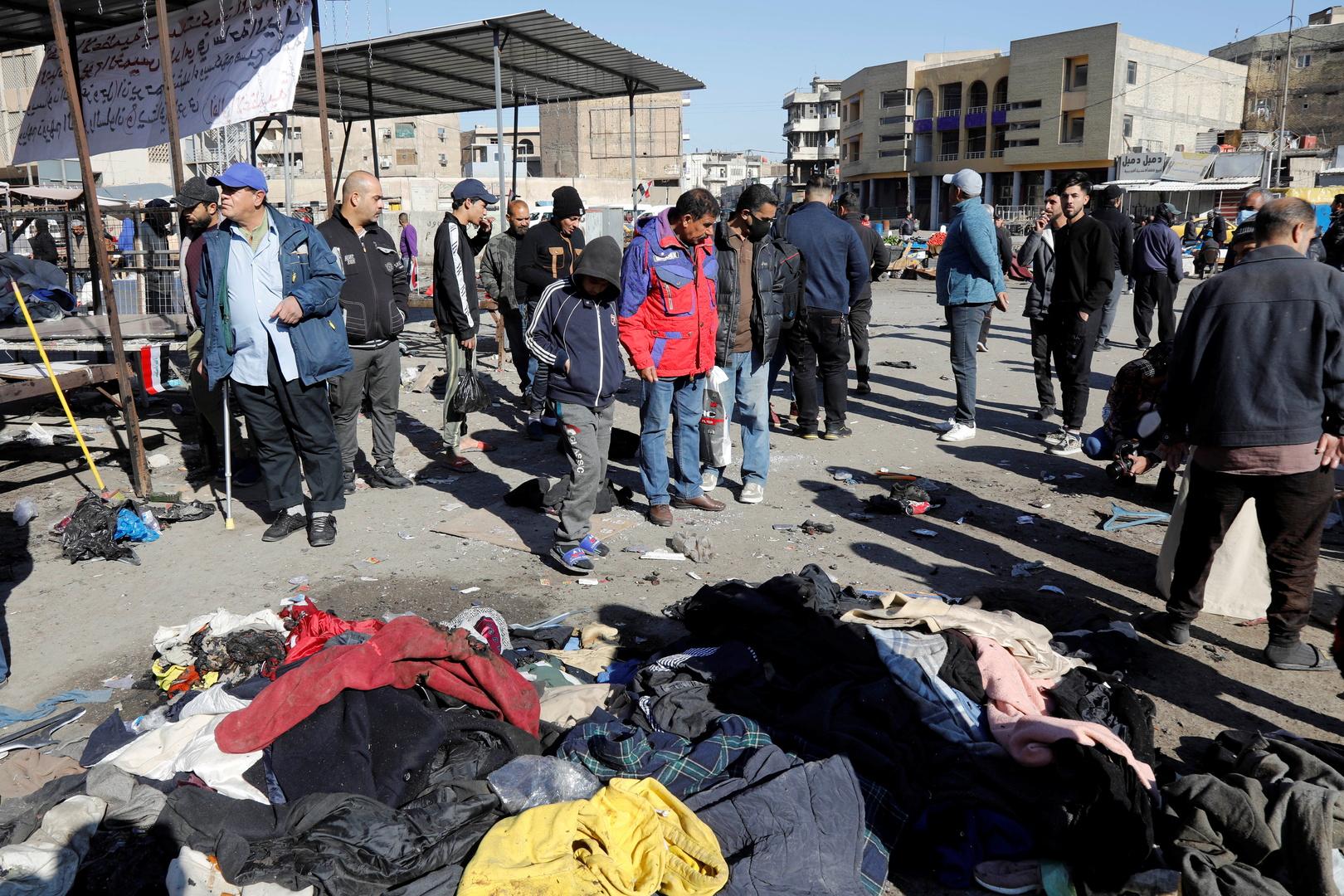 الإرهابيون عادوا إلى بغداد