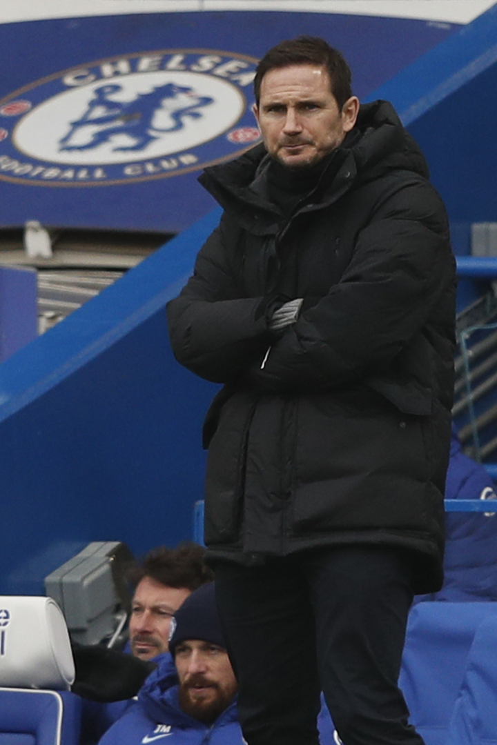 Reports: Chelsea sack Lampard and appoint Saint-Germain outcast