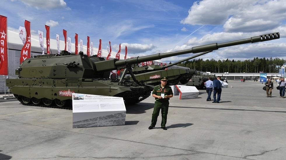 تزويد المدفعية الروسية بذخائر موجهة تشبه صواريخ