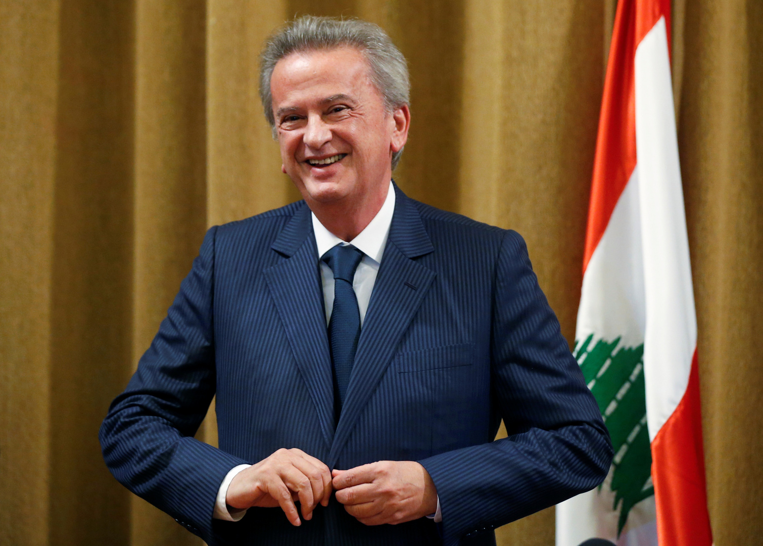 حاكم مصرف لبنان، رياض سلامة
