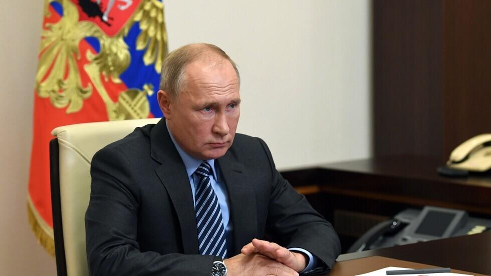 بوتين يبحث مع رئيس المكسيك المصاب بكورونا توريد