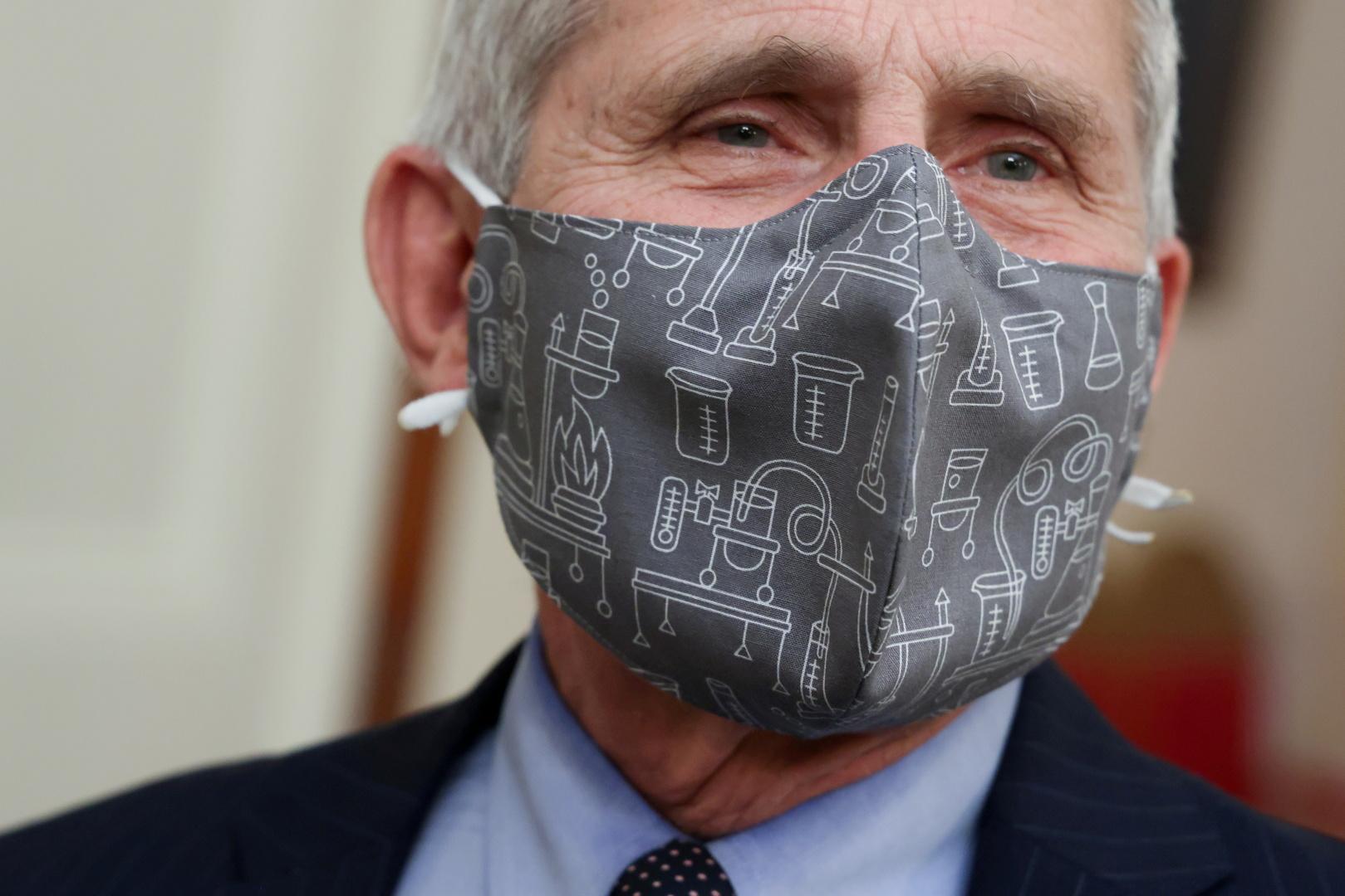 أنتوني فاوتشي، كبير خبراء الأمراض المعدية بالولايات المتحدة